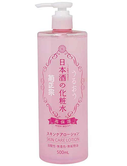 Kikumasamune Sake High Moisture Skin Care Lotion Toner - Everything You Need to Know About J-Beauty