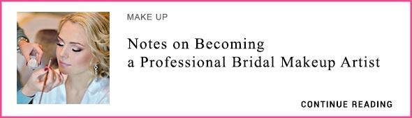 Notes on Becoming a bridal mua - Talks with Destination Wedding Makeup Artists