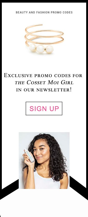 SIDEBAR NEWSLETTER PROMO 1 - How To Apply Concealer And How To Choose The Right One
