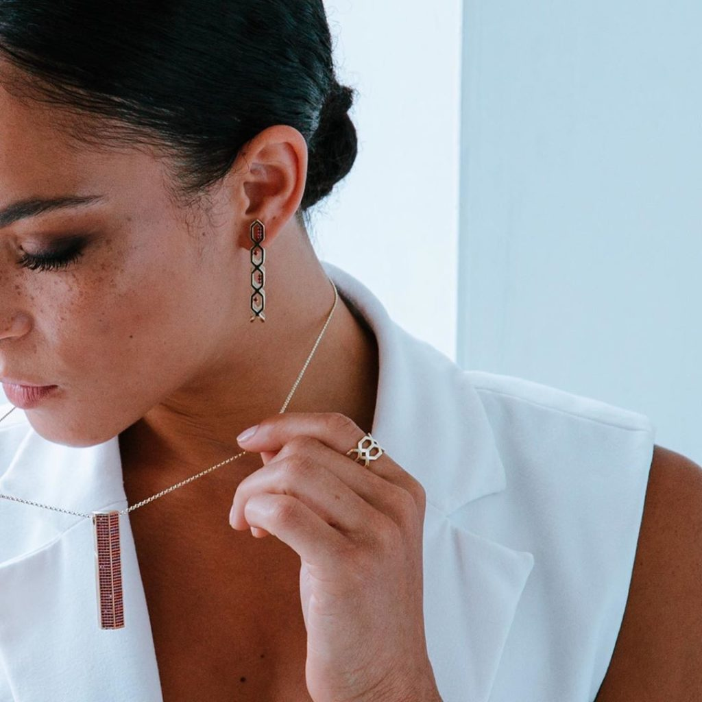 luz collection noor shamma 1024x1024 - Behind The Brand: Jewelry Designer Noor Shamma