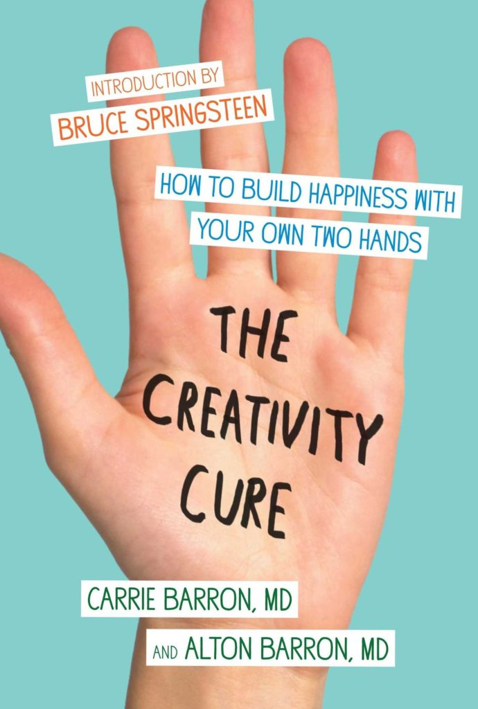 the creativity cure 690x1024 - Is there a Link between Creativity and Depression?