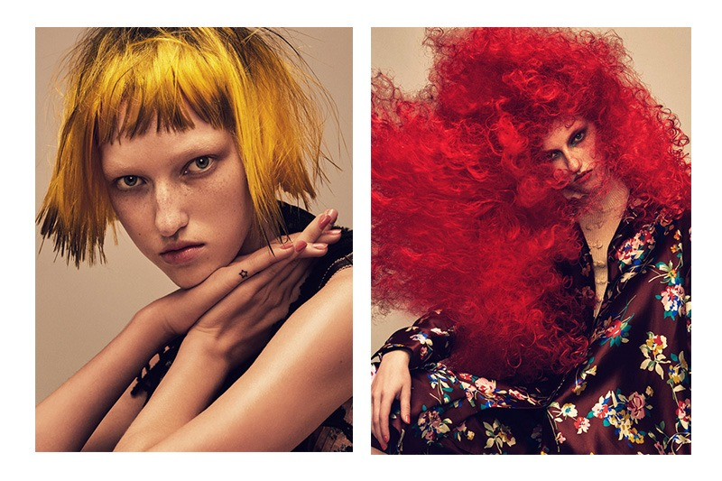 nicolas 5 - Interview with the Legendary Hair Artist Nicolas Jurnjack