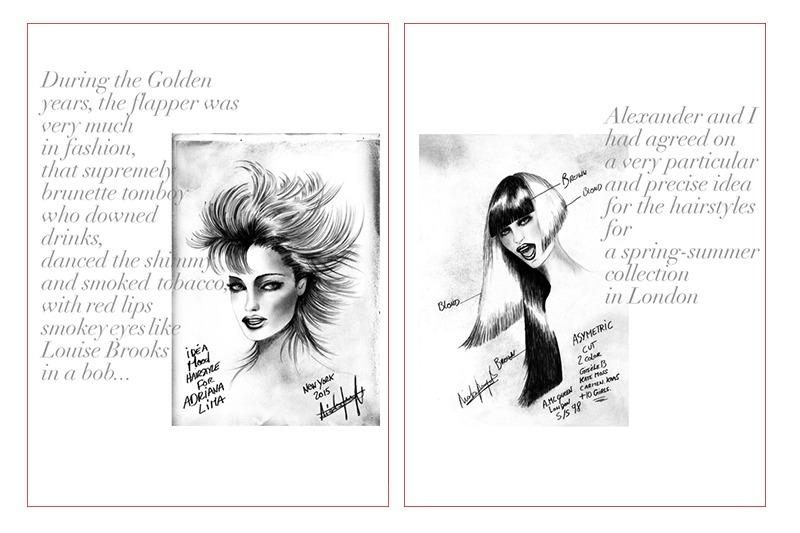 nicolas - Interview with the Legendary Hair Artist Nicolas Jurnjack