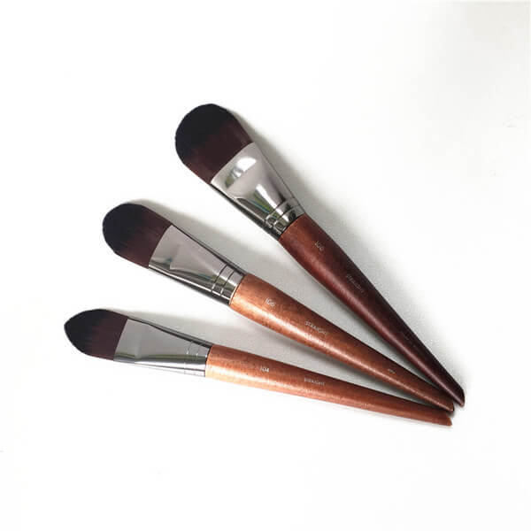 mufe flat brushes - The Key to Long-Lasting Makeup