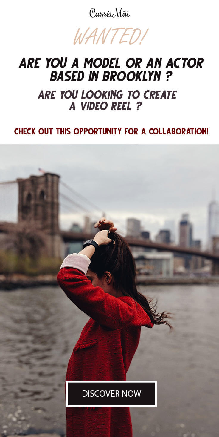 Video Reel Collaborations - Model in Brooklyn