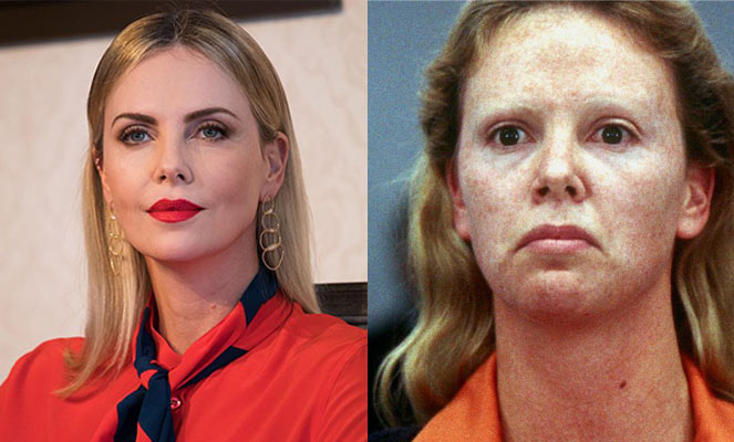 CharlizeMonster - The Magic of Movie Makeup - 50 Makeup Transformations