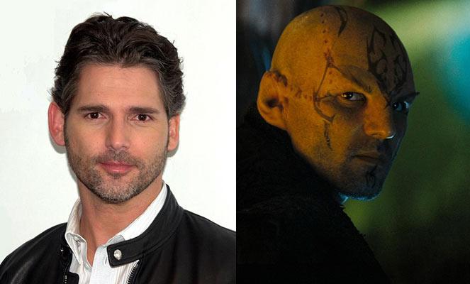 EricBana - The Magic of Movie Makeup - 50 Makeup Transformations
