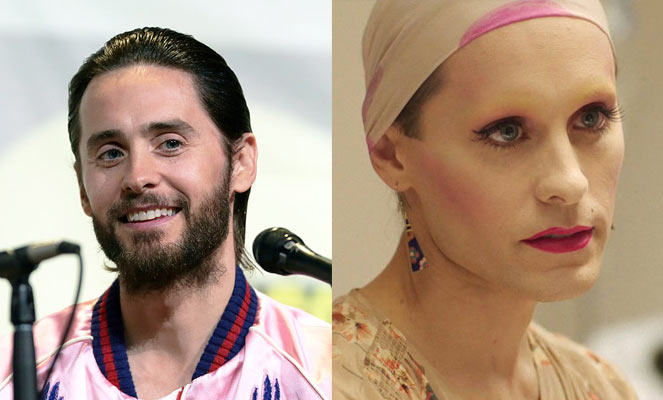 JaredDallas - The Magic of Movie Makeup - 50 Makeup Transformations