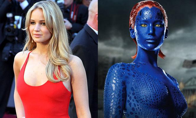 JenniferXMan - The Magic of Movie Makeup - 50 Makeup Transformations