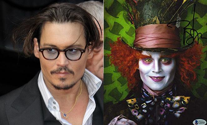 JohnnyAlice - The Magic of Movie Makeup - 50 Makeup Transformations