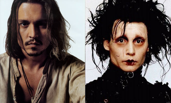 JohnnyEdward - The Magic of Movie Makeup - 50 Makeup Transformations