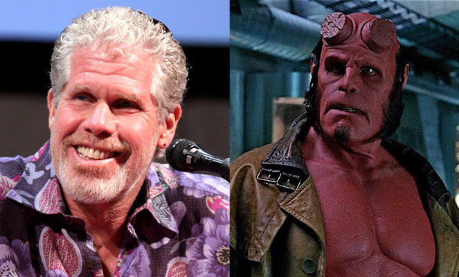 RonHellboy - The Magic of Movie Makeup - 50 Makeup Transformations
