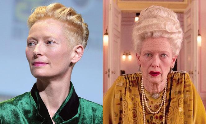 TildaGrand - The Magic of Movie Makeup - 50 Makeup Transformations