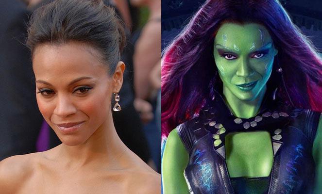 ZoeGuardians - The Magic of Movie Makeup - 50 Makeup Transformations