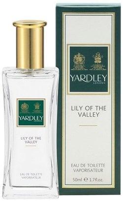 Yardley Lily Valley Eau De Toilette - A Vintage Valentine