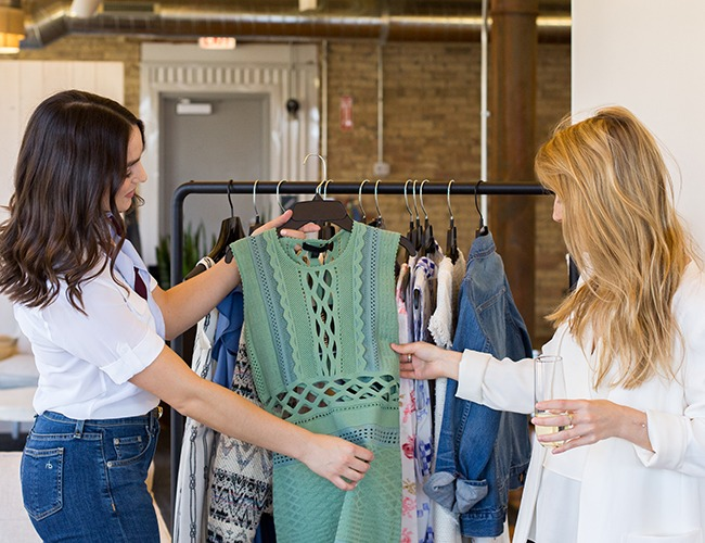 the everygirl questions from a personal stylist trunk club homepage - Career: Steps to Becoming A Fashion Stylist
