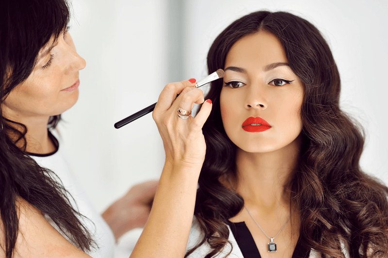 rsz shutterstock 233656858 1 - Pick the Perfect Makeup Artist for Your Wedding Day