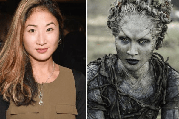 Kae Alexandra in Game of thrones - 50 Makeup Transformations