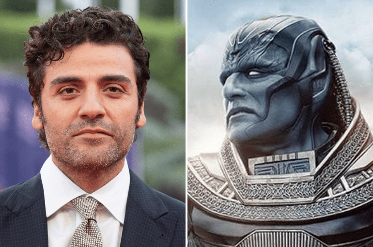 Oscar Isaac - 50 Makeup Transformations