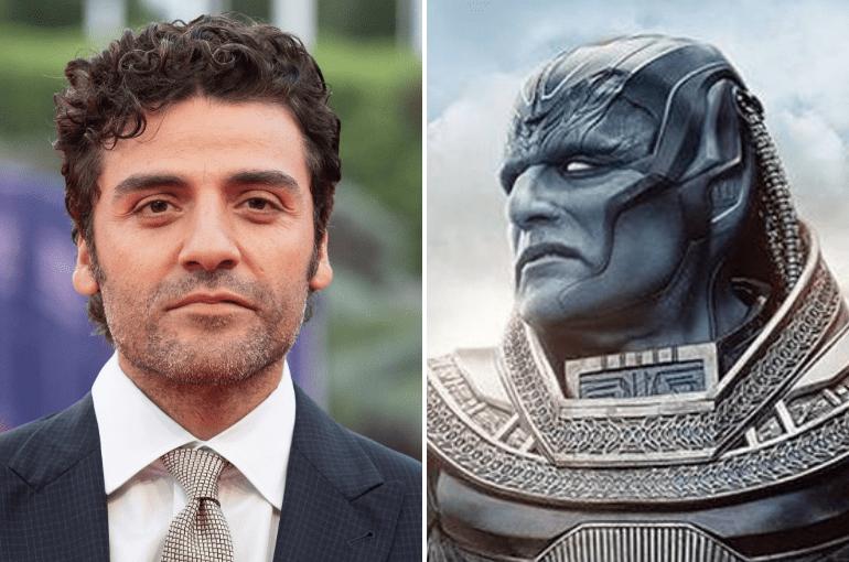 Oscar Isaac - The Magic of Movie Makeup - 50 Makeup Transformations
