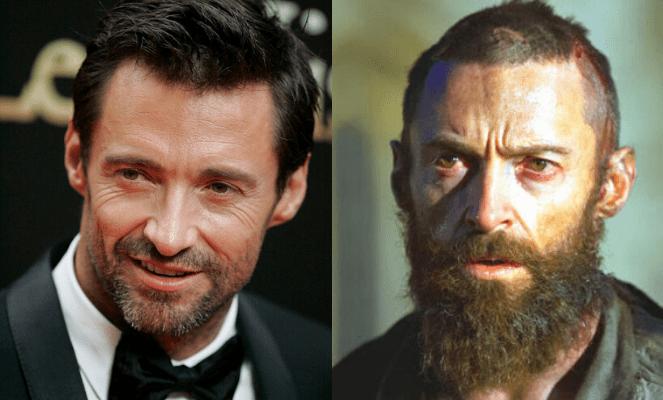 hugh 1 - The Magic of Movie Makeup - 50 Makeup Transformations