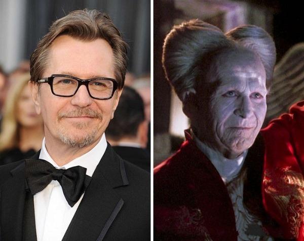 image - The Magic of Movie Makeup - 50 Makeup Transformations