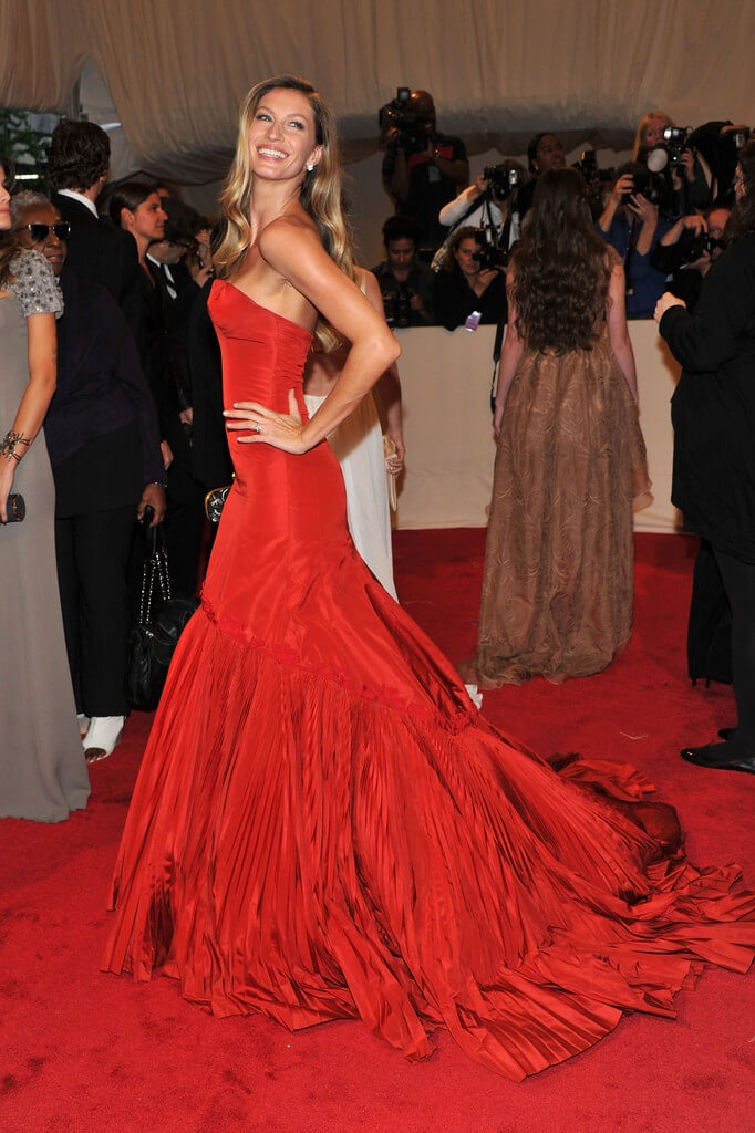 2011 gisele 1 - Our Favorite Met Gala Looks in the Last Decade