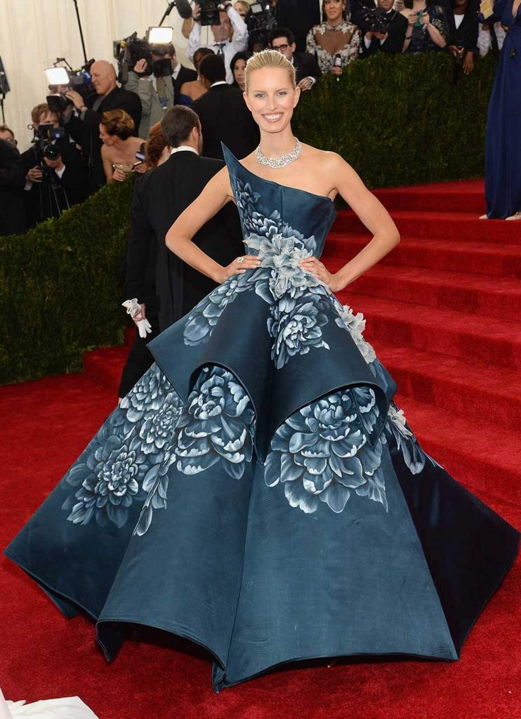 2014 742x1024 - Our Favorite Met Gala Looks in the Last Decade