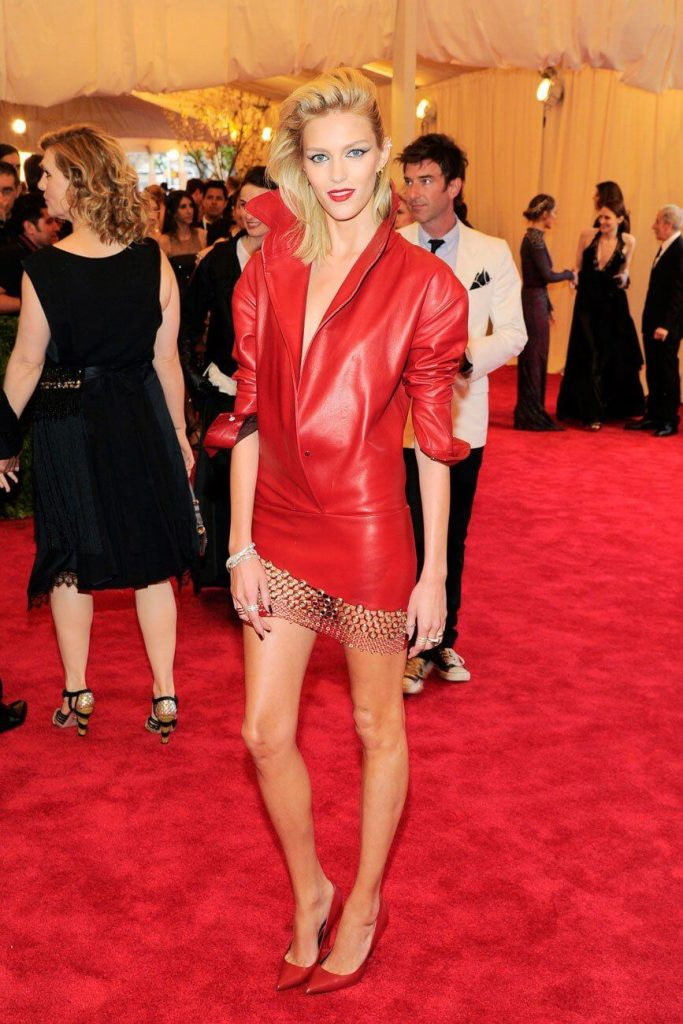 Anja Rubik 2013 683x1024 - Our Favorite Met Gala Looks in the Last Decade