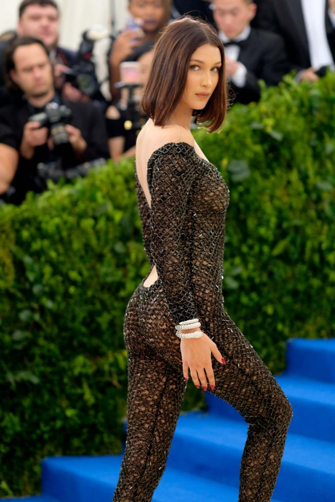 Bella hadid 2017 684x1024 - Our Favorite Met Gala Looks in the Last Decade