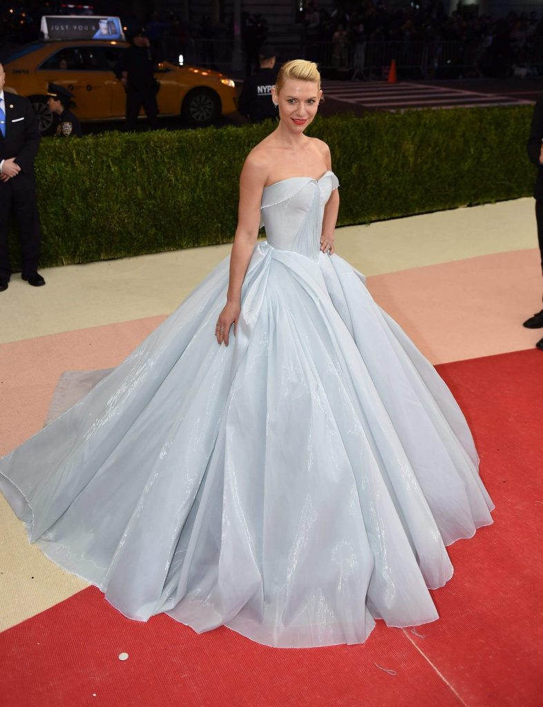 Claire Danes 2016 786x1024 - Our Favorite Met Gala Looks in the Last Decade