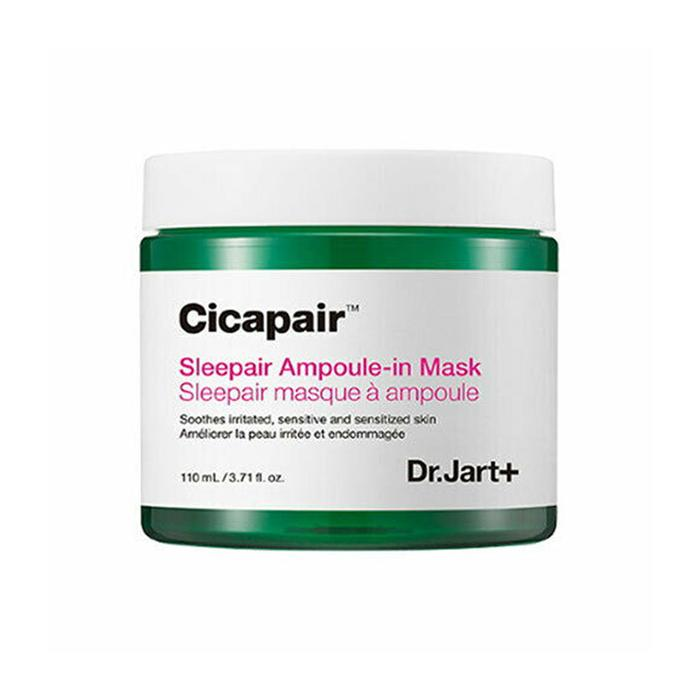 DR. JART Cicapair Sleepair Ampoule in Mask Nudie Glow Korean Skin Care Australia 700x - 20 Best Overnight Masks for Every Budget and Skin Type