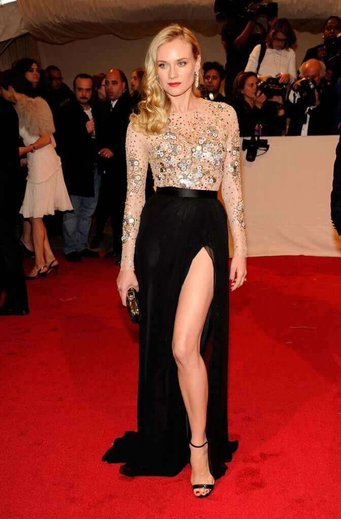 Diane Kruger 2011 - Our Favorite Met Gala Looks in the Last Decade