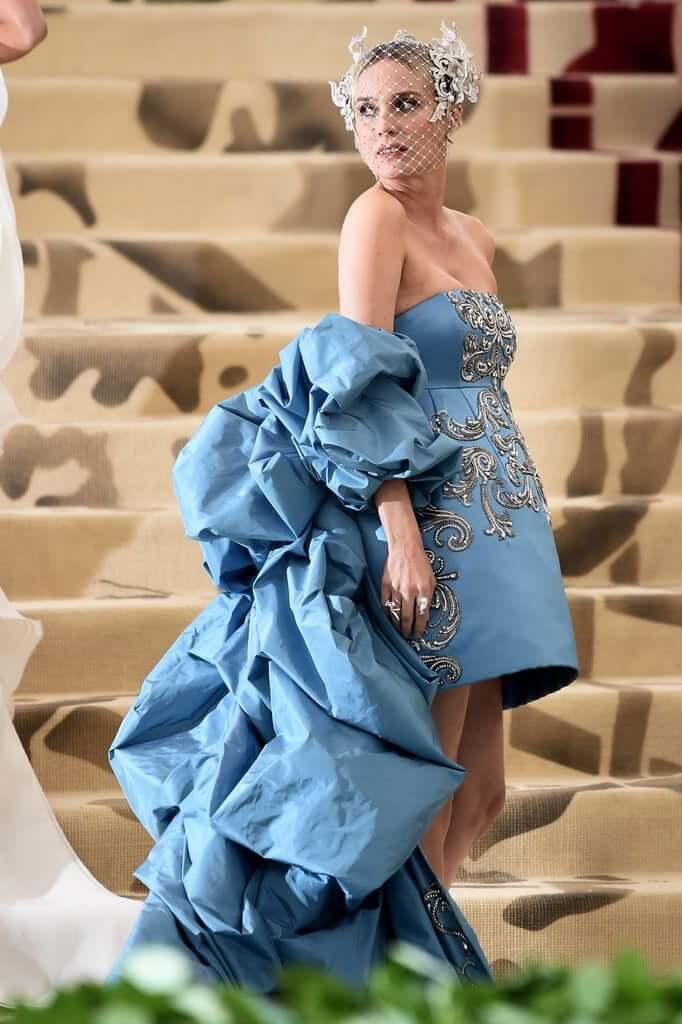 Diane Kruger in Prabal Gurung - Our Favorite Met Gala Looks in the Last Decade