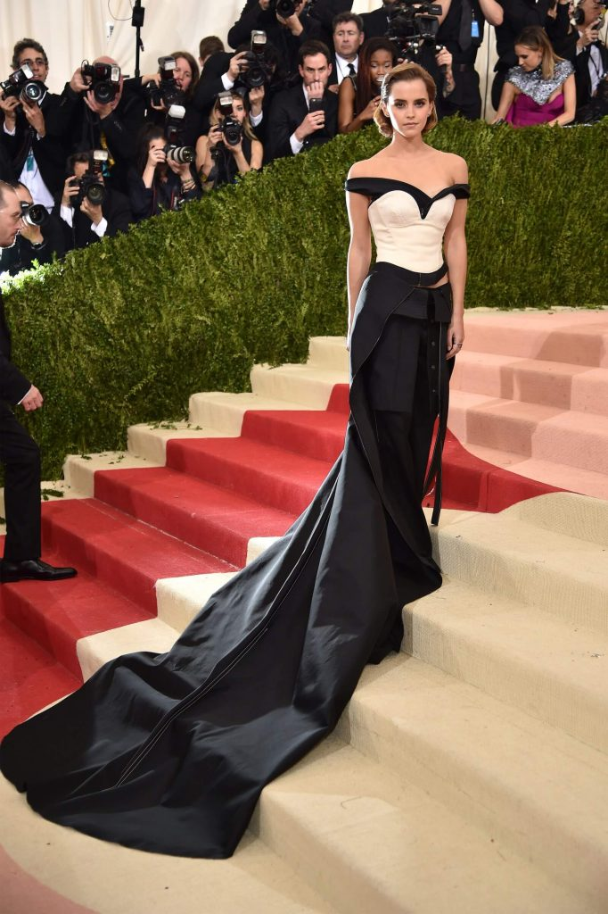Emma Watson in Calvin Klein 1 682x1024 - Our Favorite Met Gala Looks in the Last Decade