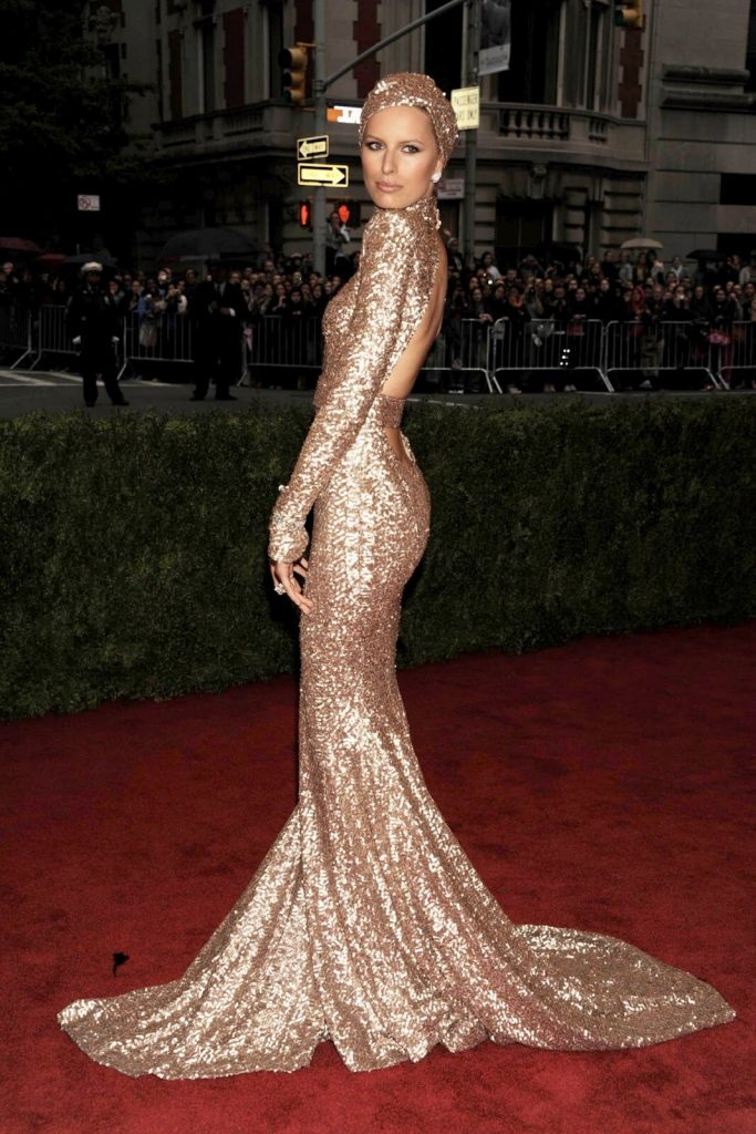 Karolina Kurkova 2012 683x1024 - Our Favorite Met Gala Looks in the Last Decade