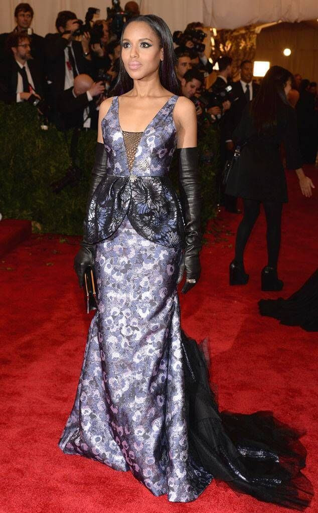 Kerry 2013 - Our Favorite Met Gala Looks in the Last Decade