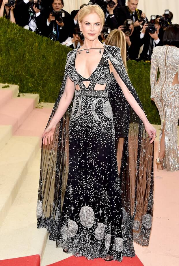 Nicole Kidman in Alexander McQueen - Our Favorite Met Gala Looks in the Last Decade