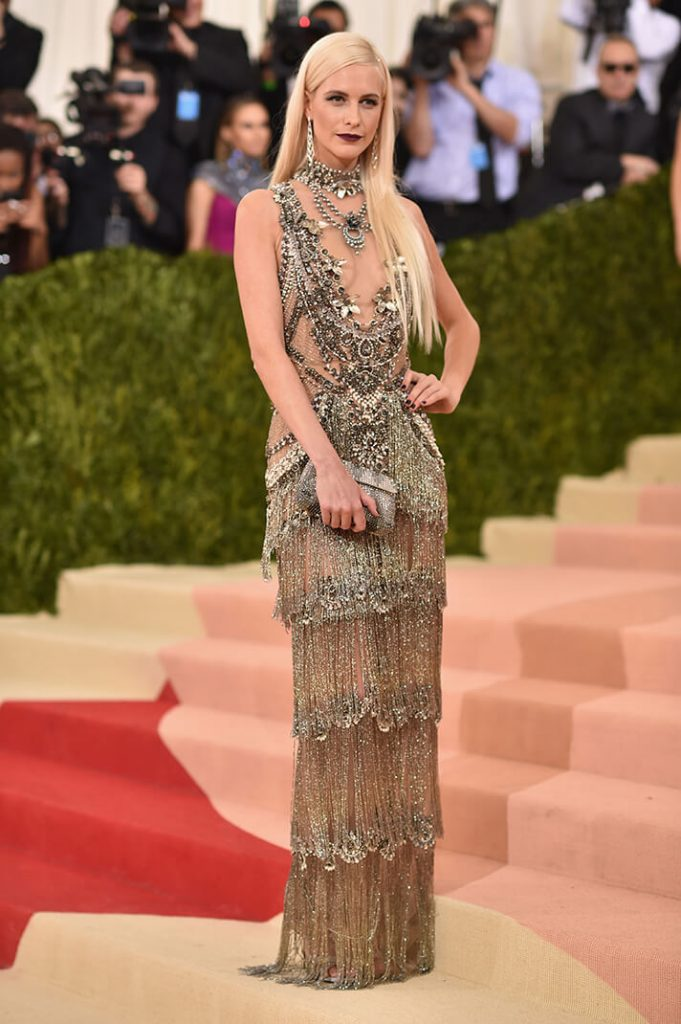 Poppy Delevingne in Marchesa 1 681x1024 - Our Favorite Met Gala Looks in the Last Decade