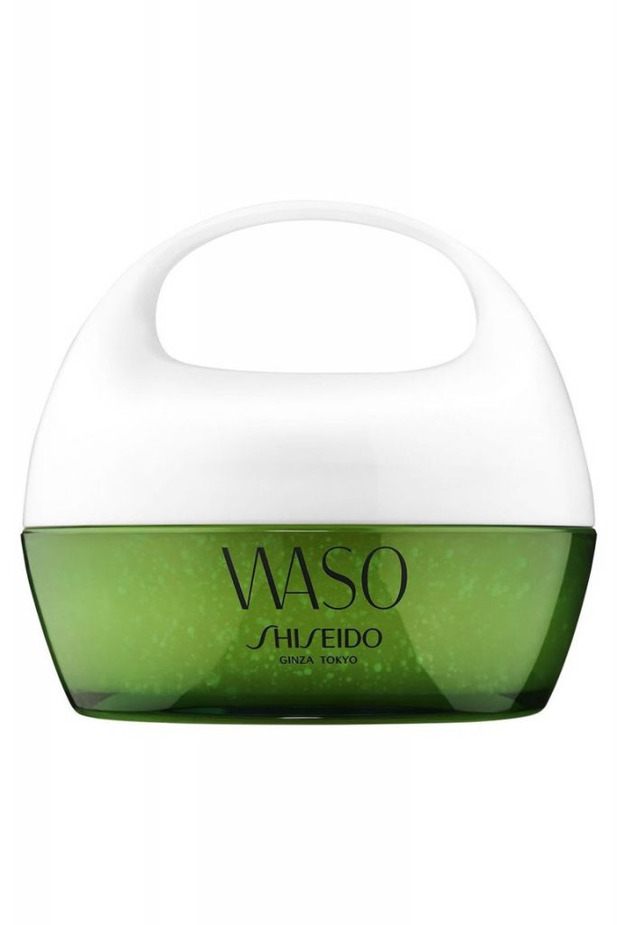 Shiseido Waso Hydrating Gel Beauty Sleeping Mask 683x1024 - 20 Best Overnight Masks for Every Budget and Skin Type