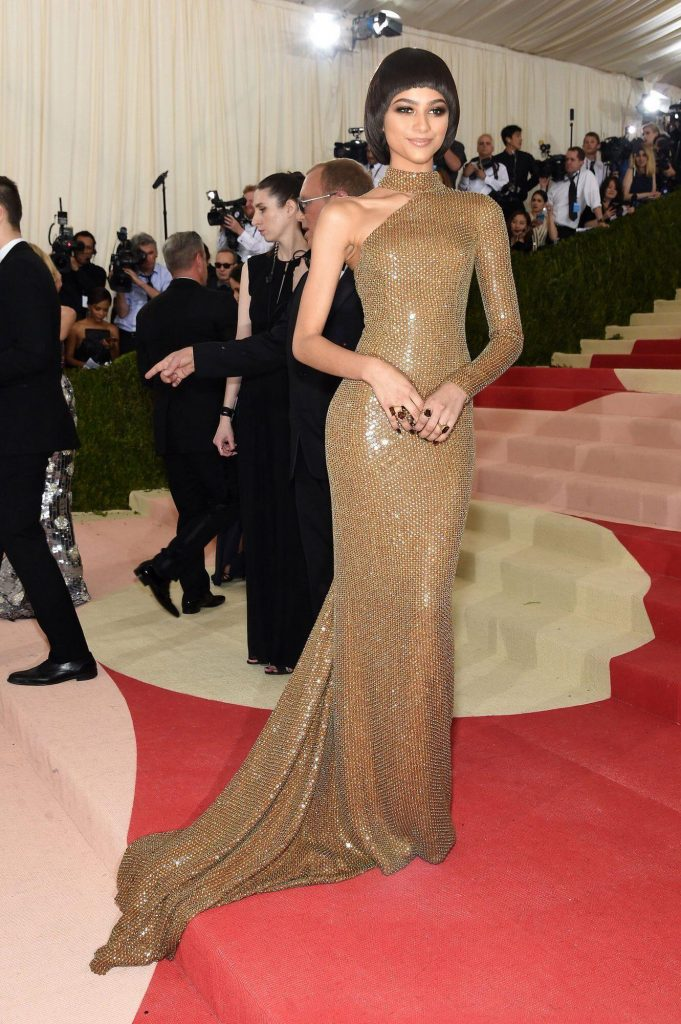 Zendaya in Michael Kors Collection 681x1024 - Our Favorite Met Gala Looks in the Last Decade