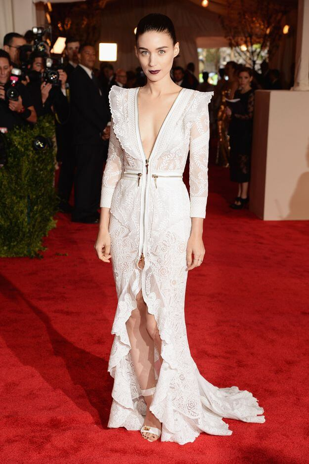 rooney mara 2013 - Our Favorite Met Gala Looks in the Last Decade