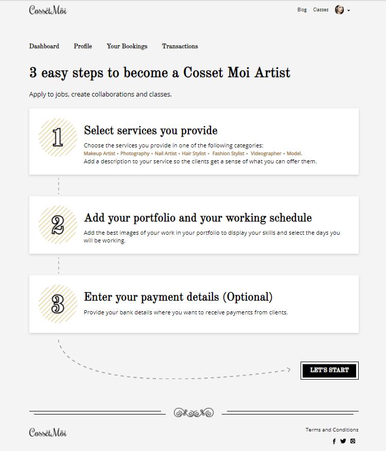 BecomeAnArtist - Grow your reputation as a Makeup Artist. Hottest Tip #1