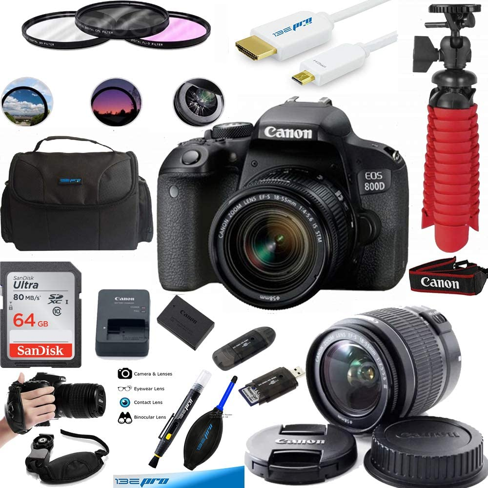 canon 800d - What is the best camera for a budding photographer - parameters and devices