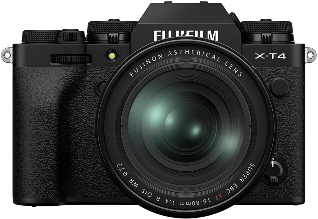 fujifilm 1024x707 - What is the best camera for a budding photographer - parameters and devices
