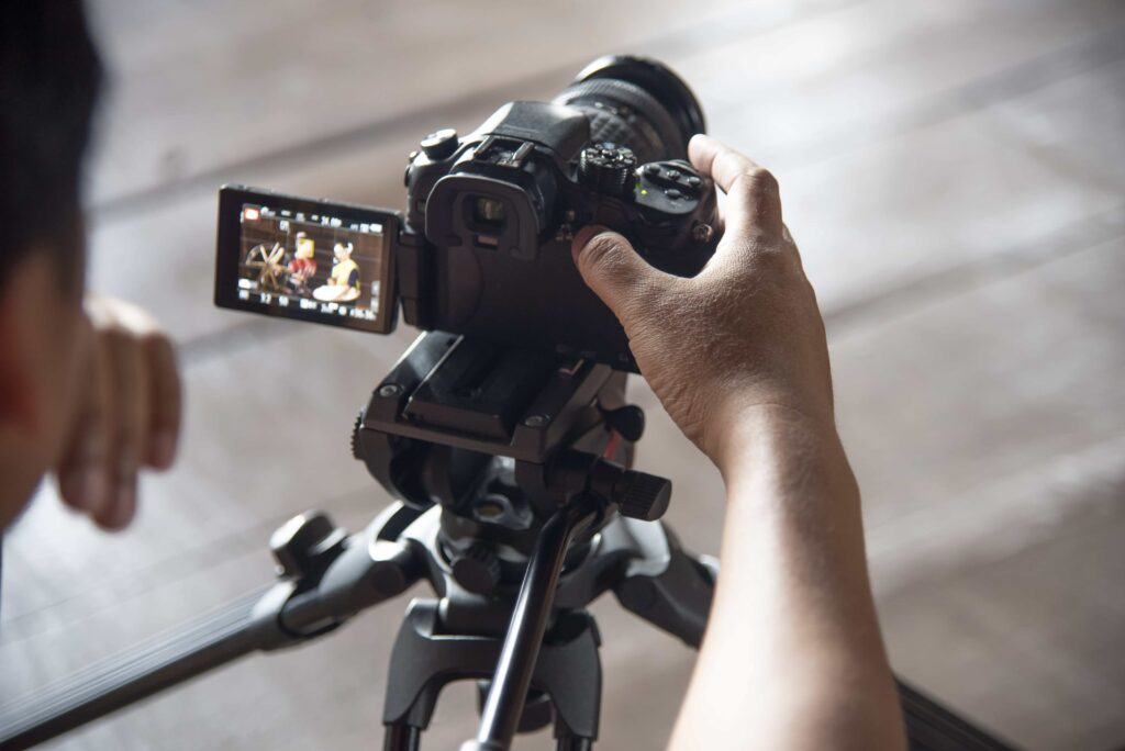 scene cinema camera man work min 1024x684 - 7 high-paying jobs in the beauty industry and how to find them